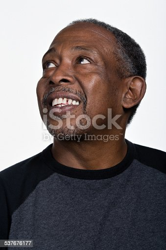 1012628232istockphoto Portrait of mature african american man 537676177