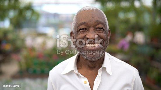 istock Portrait of Mature Men 1039804280
