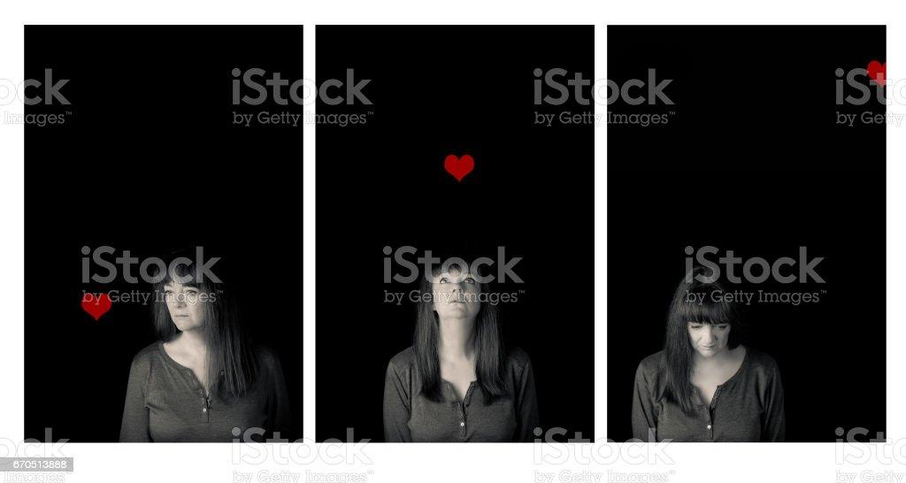 reife Liebe schwarz