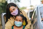 New normal during the coronavirus pandemic.