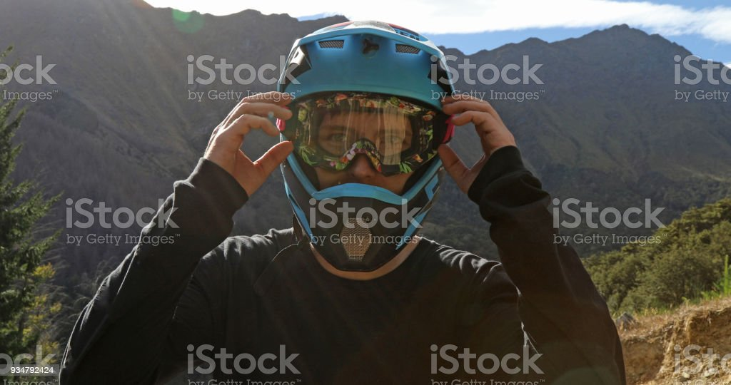산악 폭주족 인물 - 로열티 프리 25-29세 스톡 사진