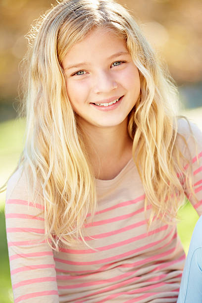 7 947 10 Year Old Blonde Girl Stock Photos Pictures Royalty Free Images Istock