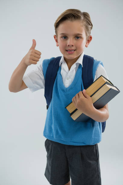Royalty Free Schoolboy Uniform Pictures, Images and Stock ...