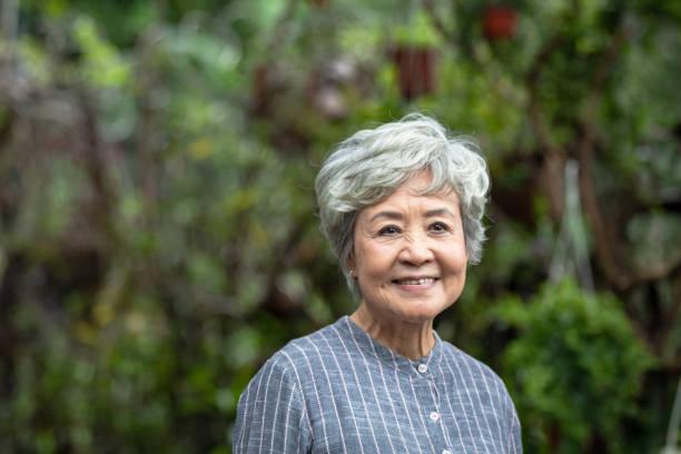 Porträt der ranghoher Asiaten – Foto