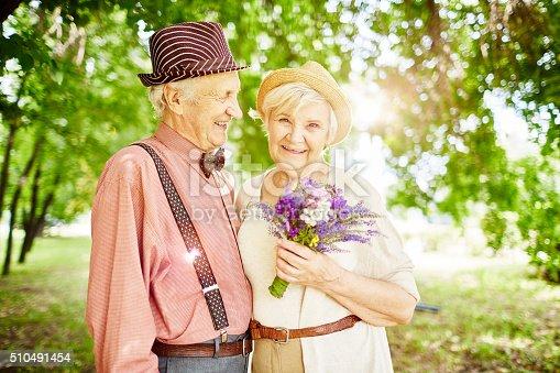 510491454istockphoto Portrait of seniors 510491454