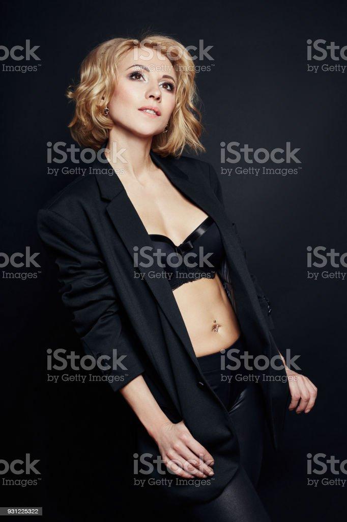 Sexy business girls
