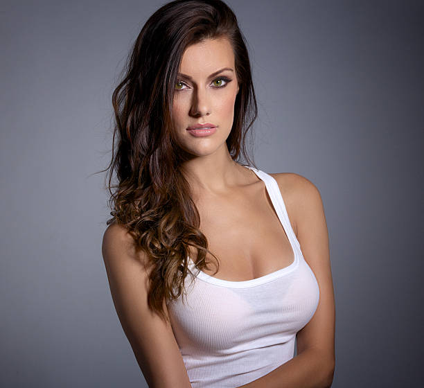 Wifebeater Shirt Stock Photos, Pictures & Royalty-Free