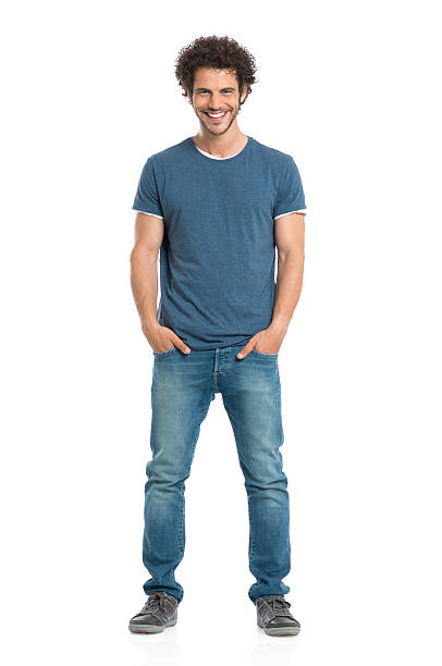 portrait of smiling young man - one young man only stock photos and pictures