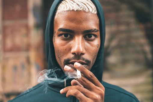 Image of sleeping cigarettes