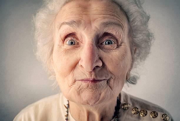 Grannies free Viewers left
