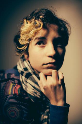 117149457 istock photo Portrait of Teenage Girl 170032694