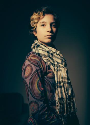 117149457 istock photo Portrait of Teenage Girl 180718058