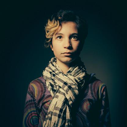 117149457 istock photo Portrait of Teenage Girl 181891077