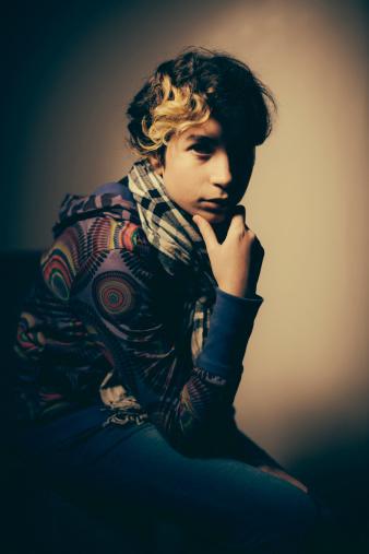 117149457 istock photo Portrait of Teenage Girl 181892682