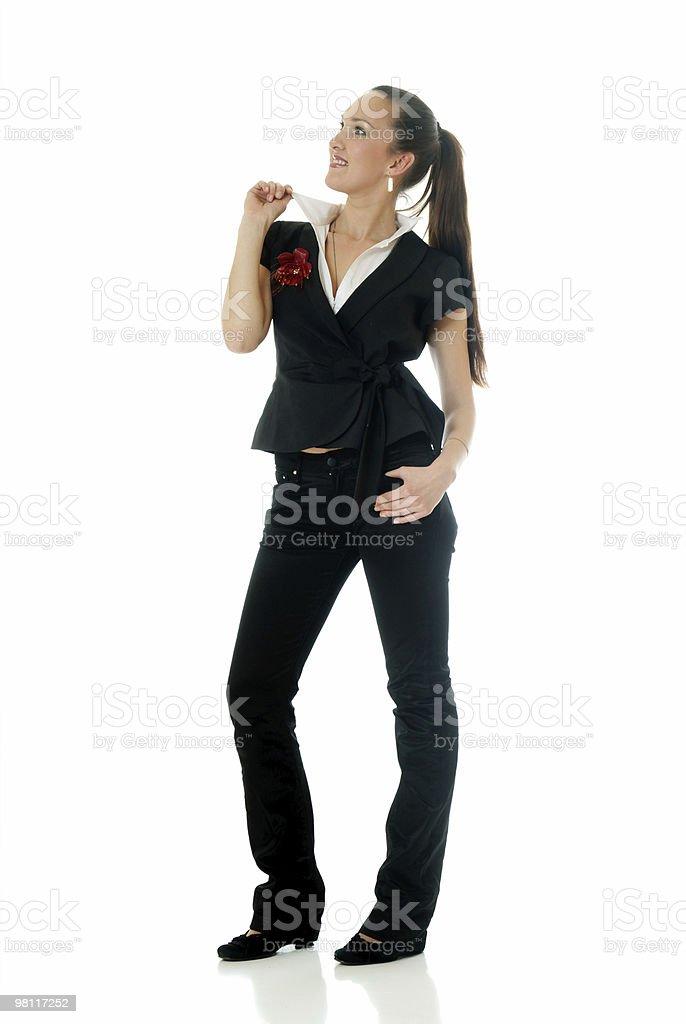 비즈니스 여성 인물 사진 royalty-free 스톡 사진