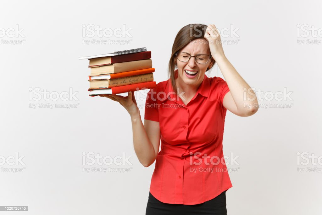 Image result for frustrated woman teacher picture