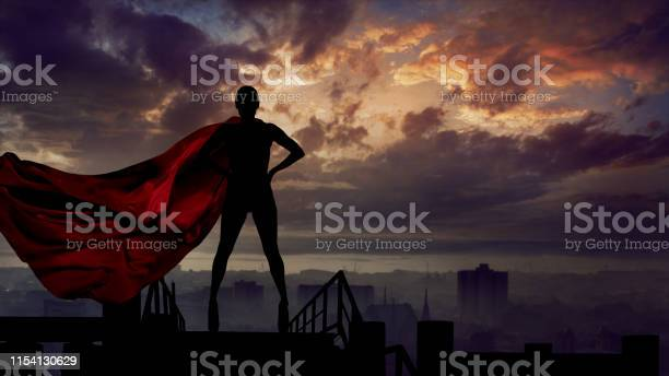 Portrait of young hero woman with super person red cape guard city picture id1154130629?b=1&k=6&m=1154130629&s=612x612&h=njkwnmqnfcrmrnfoilwrpds1cqlks6y3lqn4s jjs3e=