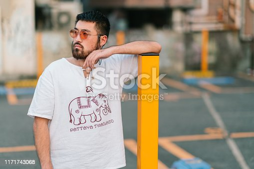 542972720 istock photo Portrait of young man 1171743068
