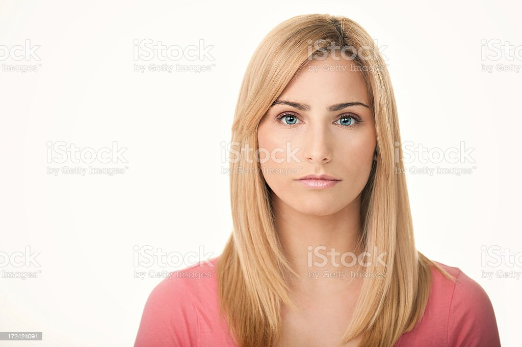 Portrait royalty-free stock photo