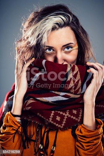 538776615 istock photo Portrait 534216259