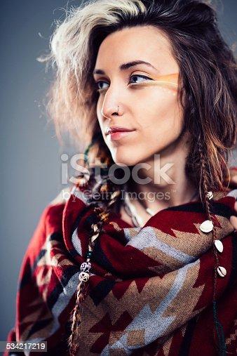 538776615 istock photo Portrait 534217219