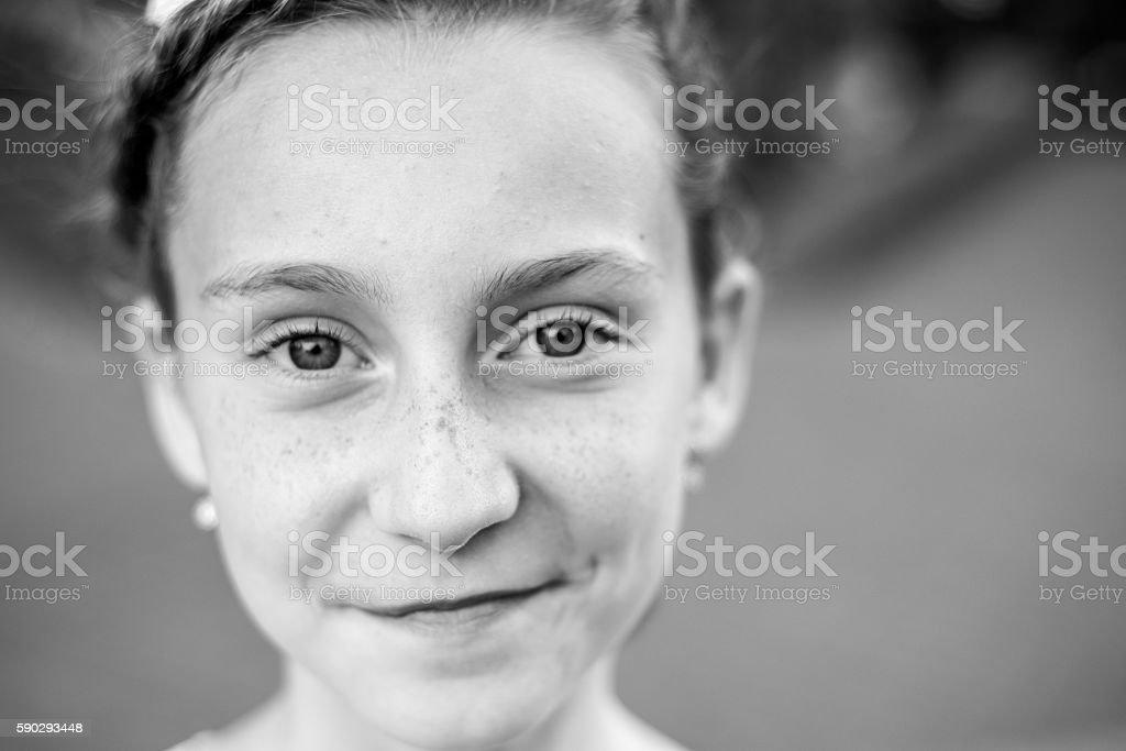 Портрет  Стоковые фото Стоковая фотография