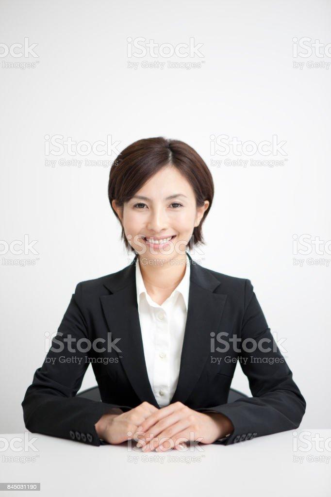 Retrato OL - foto de stock
