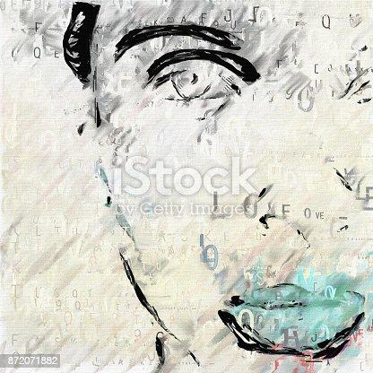 istock Portrait 872071882