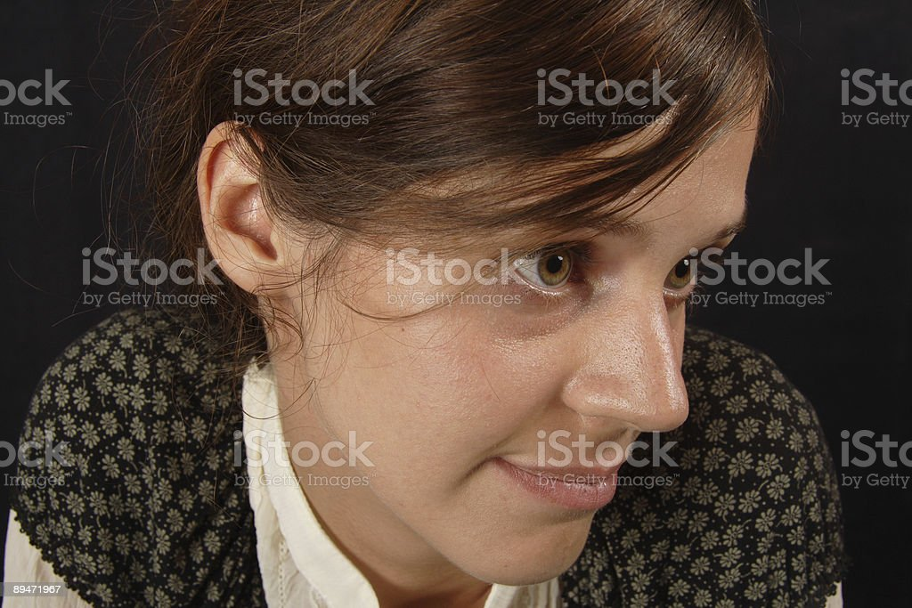 Porträt Lizenzfreies stock-foto