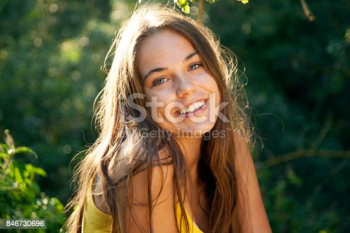 Portrait Teenager