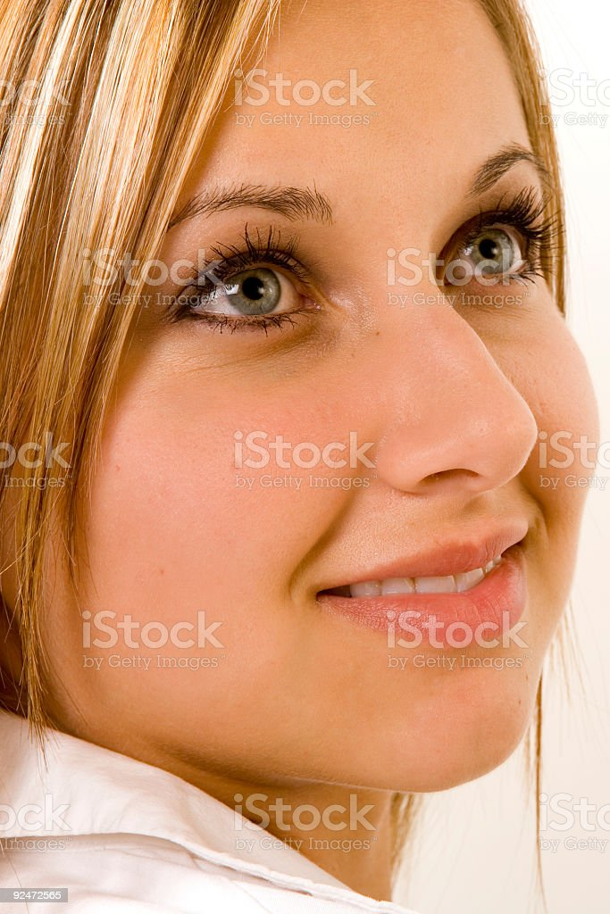 Portrait / Woman royalty-free stock photo