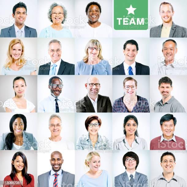 Portraits of multiethnic diverse business people picture id1130687051?b=1&k=6&m=1130687051&s=612x612&h=x47r9j6hy vci12tggabsdinq5nmlotum3ok gkatcq=