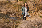 Portraits of Teenagers Engaged in Local Cleanup