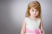 Portret dziewczynki 4 latka