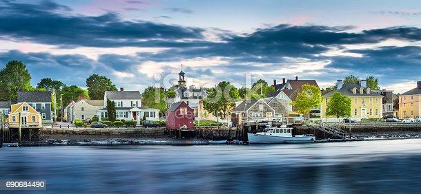 istock Portsmouth, New Hampshire 690684490
