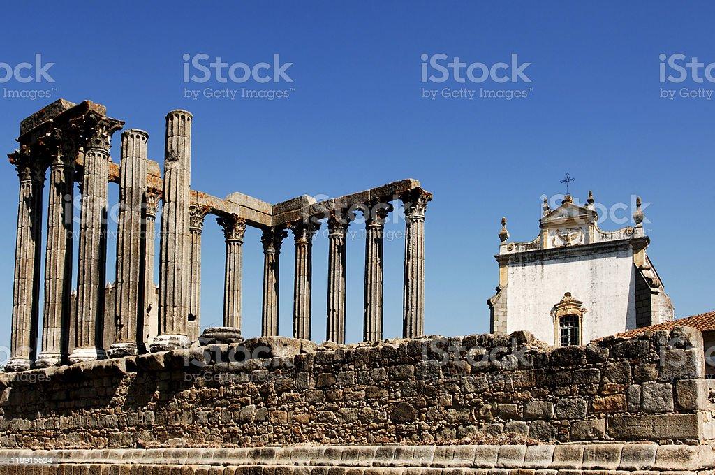 Portugal, Alentejo, Evora stock photo