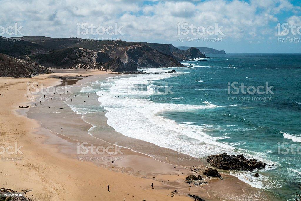Portugal - Hidden beach – Foto