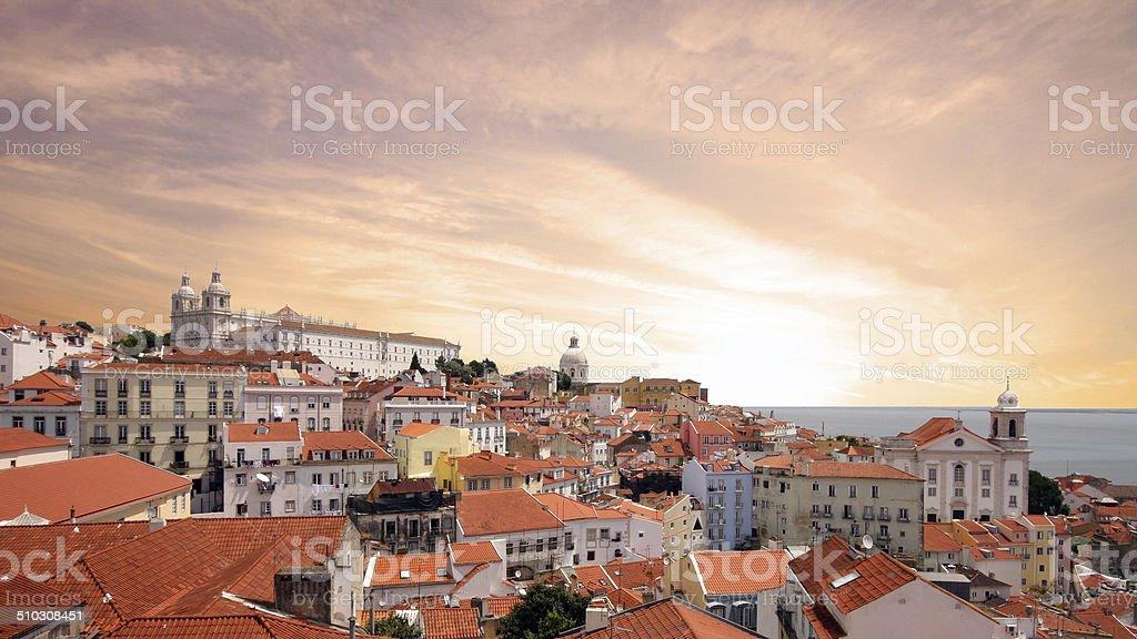 Portugal - Lisbon stock photo