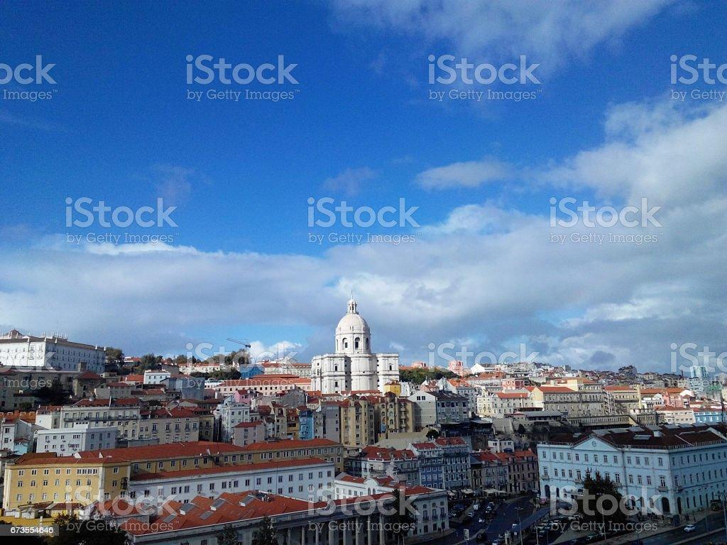 Portugal, Lisbon royalty-free stock photo