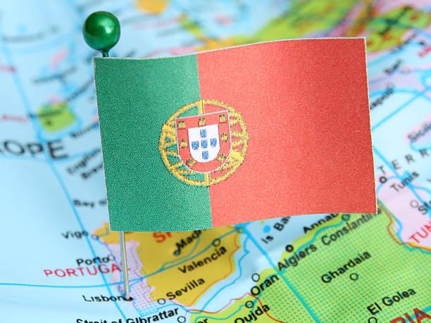 portugal - portugal map imagens e fotografias de stock