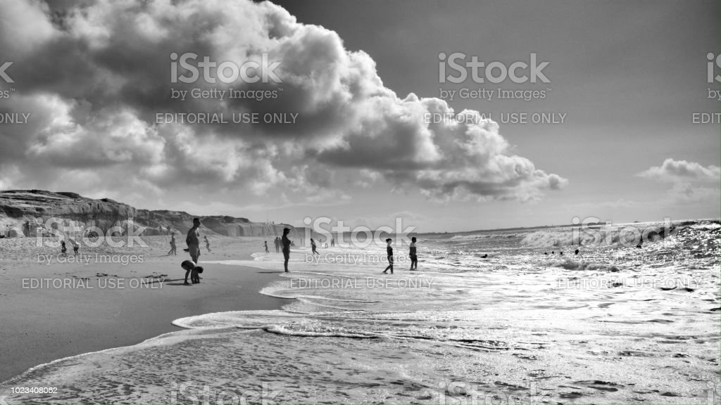 Puestas de sol de Portugal - foto de stock