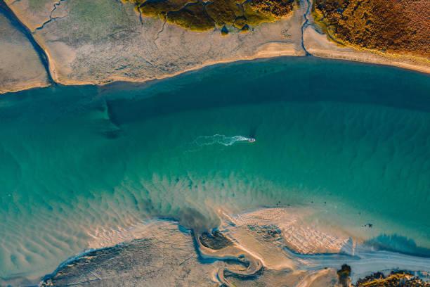 Portugese coast stock photo