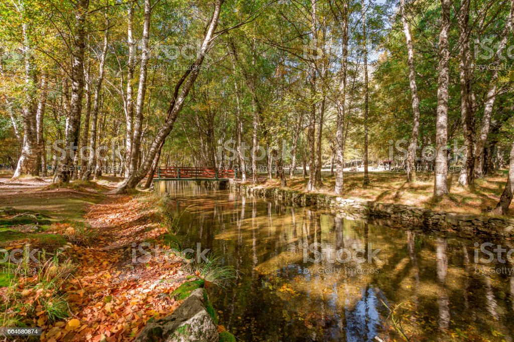 Portuguese Landscape royalty-free stock photo
