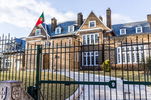 Португальская резиденция коттеджи в майами