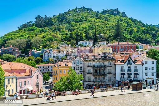 Portuguese village - Sintra