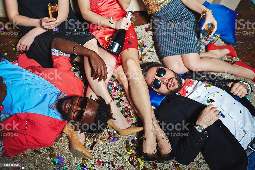 Posh Männer Lizenzfreies stock-foto