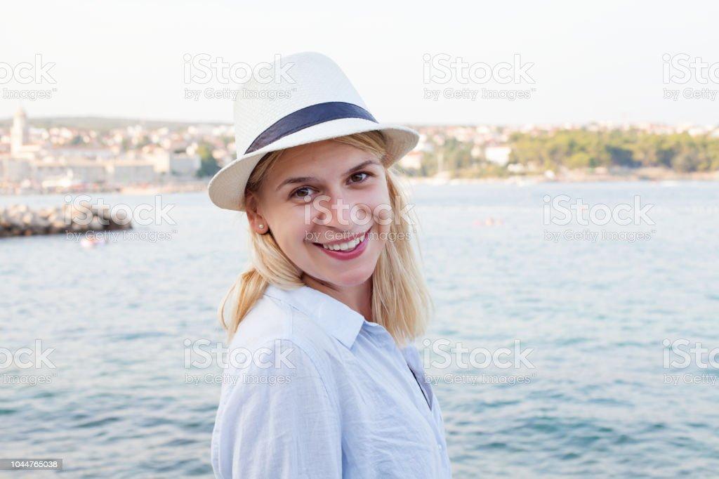 Posiert am Meer – Foto