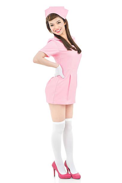 Wholesale High Quality Costume Japanese Sexy Nurse Uniform