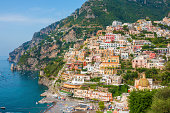 istock Positano city on Amalfi Coast 497447921