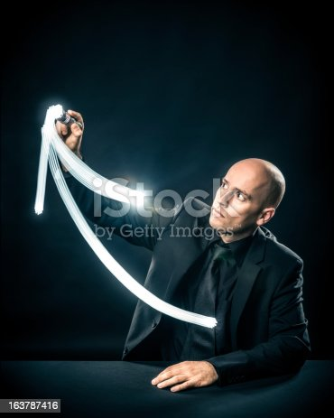 istock Positive Business Forecast 163787416